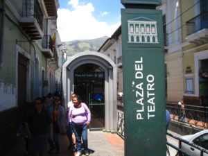 How To Get To The Northern Bus Terminal In Quito - Community